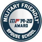 New Horizons of Fresno earns 2019-2020 Military Spouse Friendly® School Designation